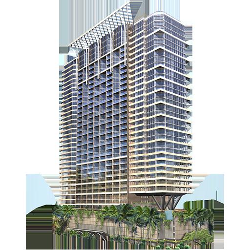 Trump International Hotel and Tower - Waikiki